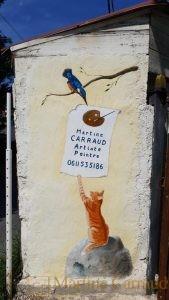 Atelier Martine Carraud Artiste Peintre décoratrice à Allauch