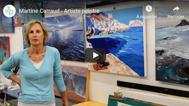 L'atelier Martine Carraud à Allauch