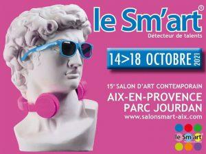 Retrouvez l artiste peintre Martine Carraud au Smart 2021 art contemporain Aix en provence du 14 au 18 septembre 2021